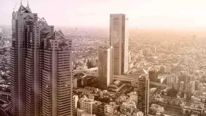Skyline Tookyo