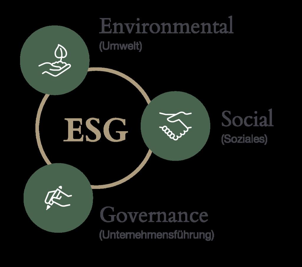 ESG Faktoren: Bewertungskriterien für die Selektion nachhaltiger Geldanlagen